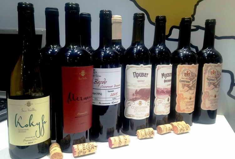 солнечная долина вино порто
