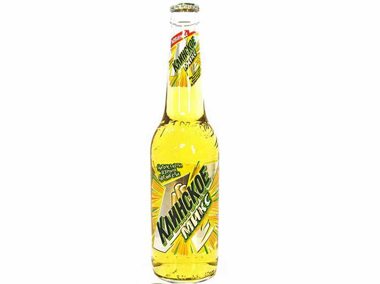 КлинскоеМикс Лимон и Лайм