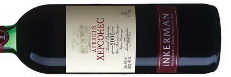 Как подавать Древний Херсонес вино