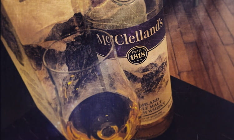 Как пить виски mcclelland s lowland