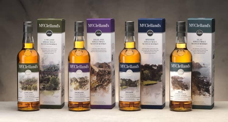Виски mcclelland s highland и другие виды