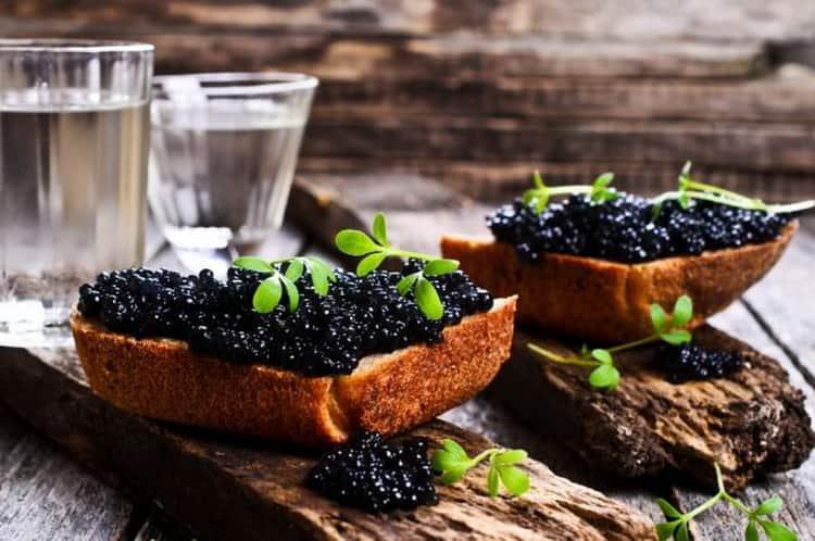 водка маруся: чем закусывать
