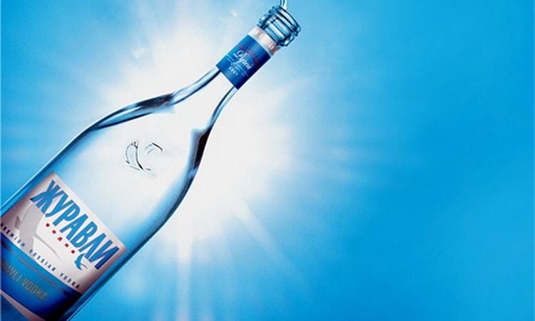 Хорошая водка за доступной ценой Журавли