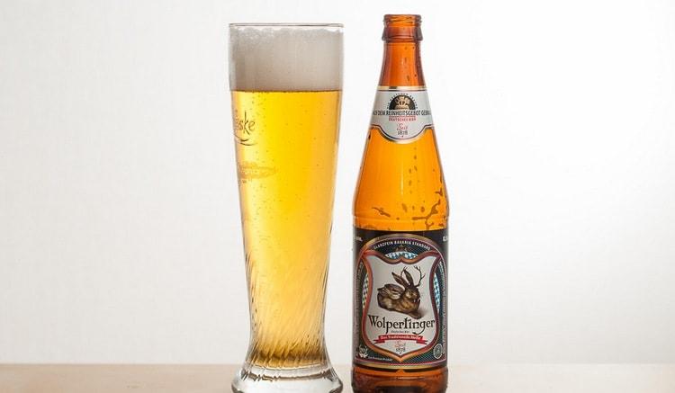 Производителем пива wolpertinger является компания IQ 4 YOU.