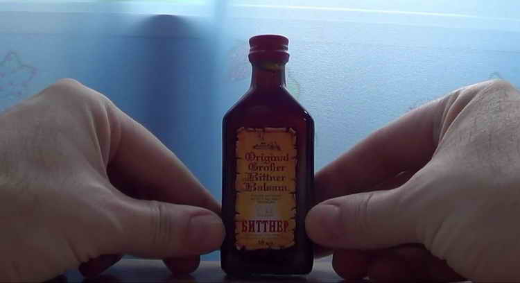 Можно ли употреблять внутрь в качестве спиртного бальзам биттнера