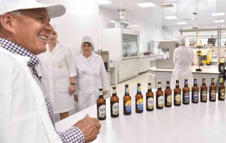 пиво Белый Кремль отзывы