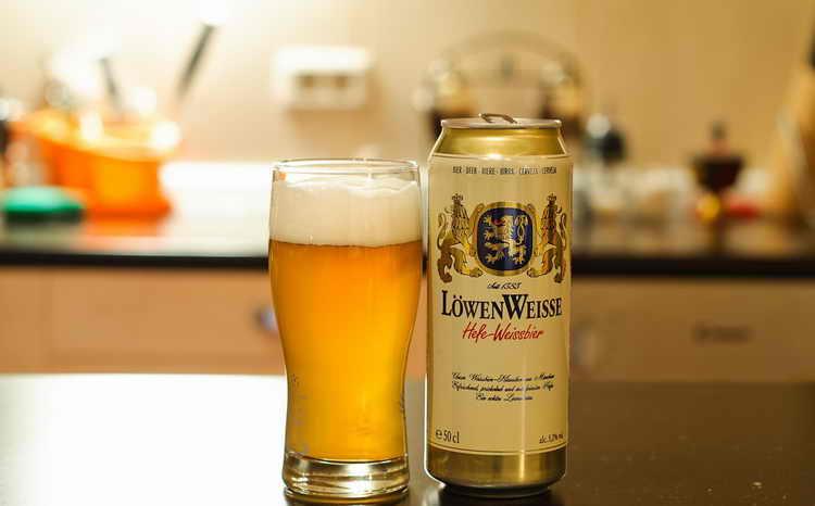 Lowenbrau пиво
