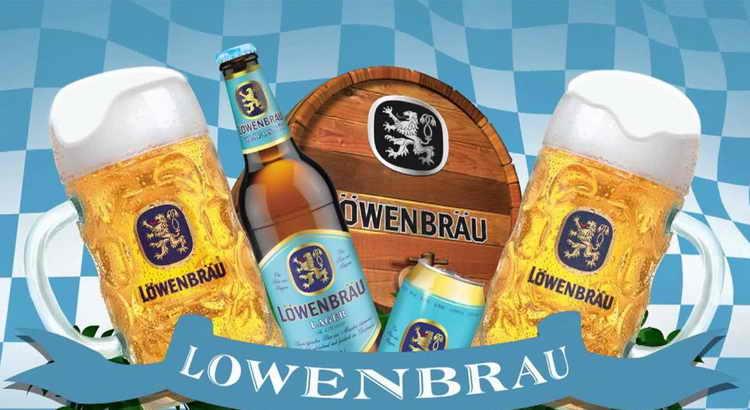 пиво Левенбраун