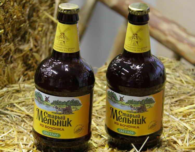 пиво старый мельник производитель
