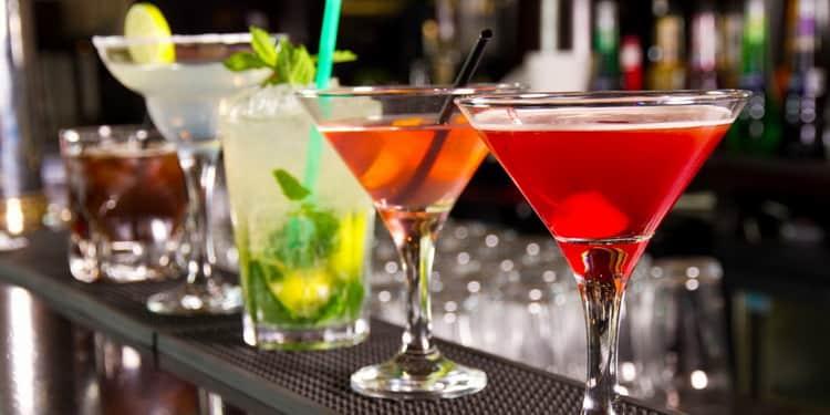 слабоалкогольные напитки из самогона