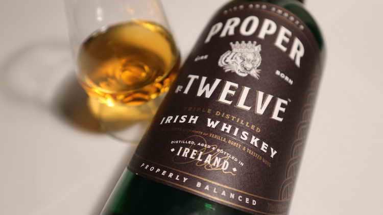 proper twelve виски