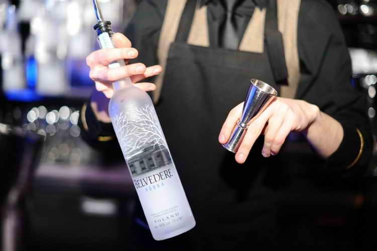 водка бельведер