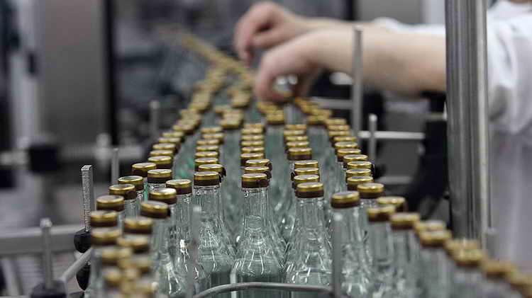 водка Нерпа как отличить подделку