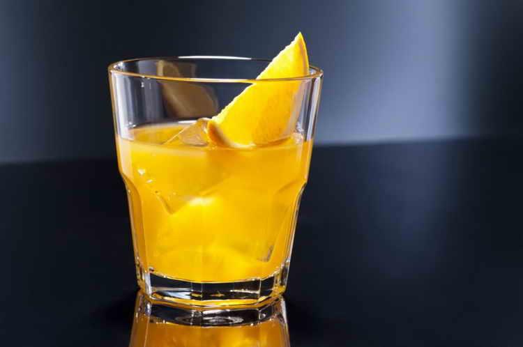 водка Нерпа коктейли