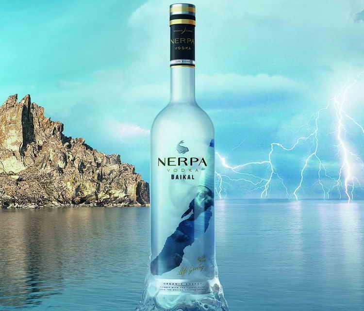 водка Нерпа