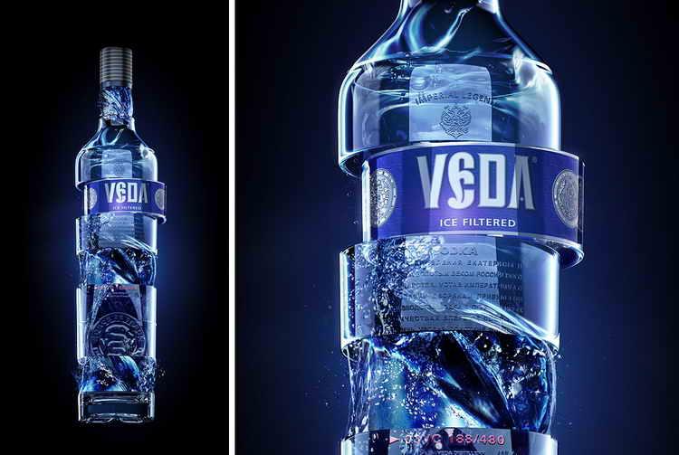 водка Веда
