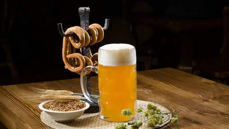 как в домашних условиях сделать пиво из ячменя