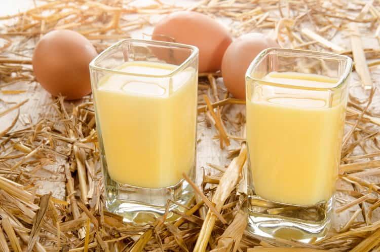 яичный ликер рецепт в домашних условиях
