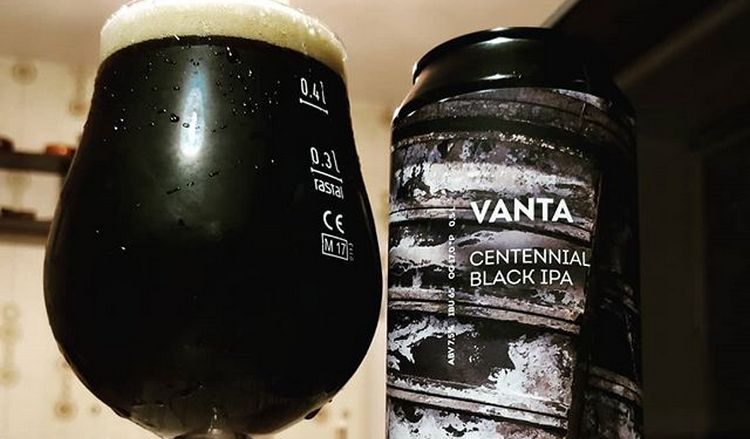 Пиво Бакунин Vanta.