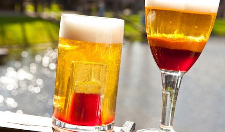 Это пиво вполне можно использовать и для коктейлей.