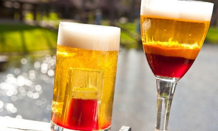 Это пиво вполне пригодно и для приготовления коктейлей.