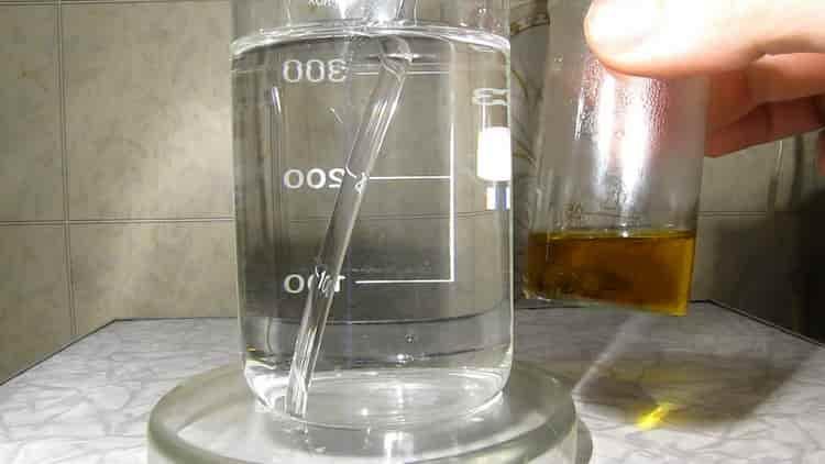 Какая формула водки