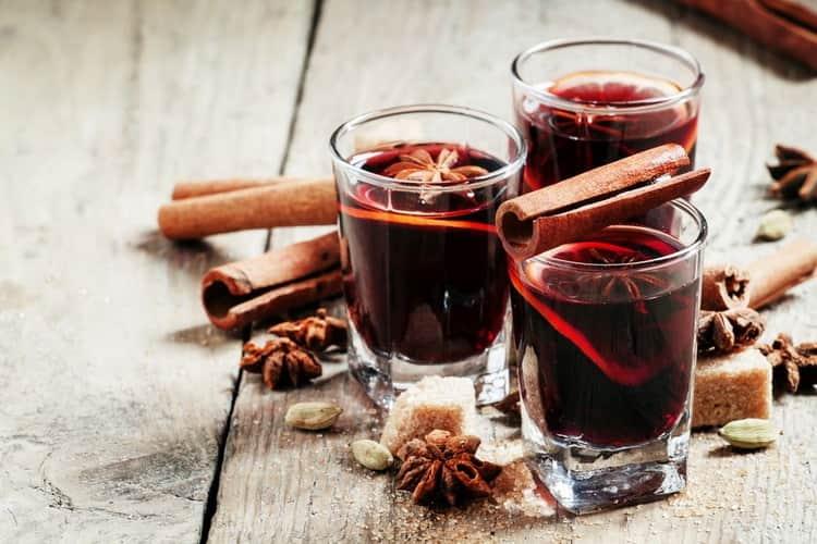 какое вино лучше брать для глинтвейна