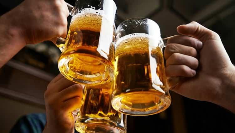 с чем пить пиво лакинское