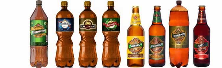 Как выбрать пиво лакинское