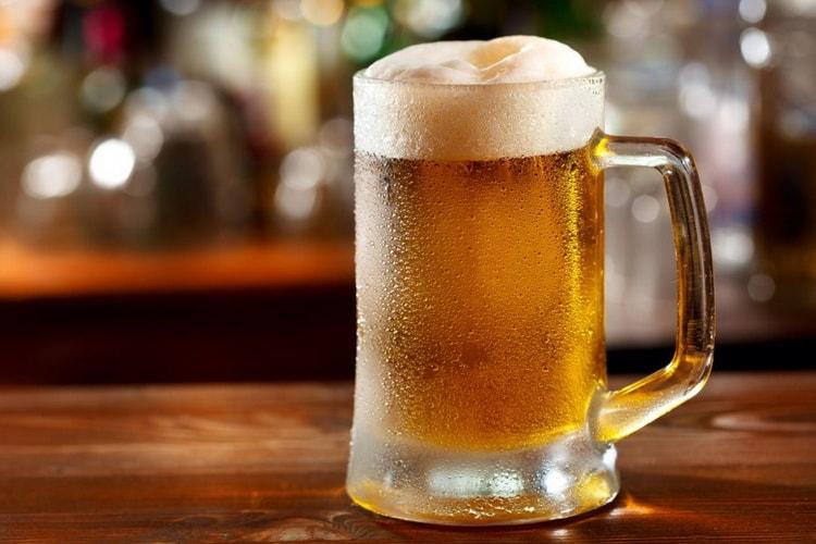 Как охладить пиво лакинское