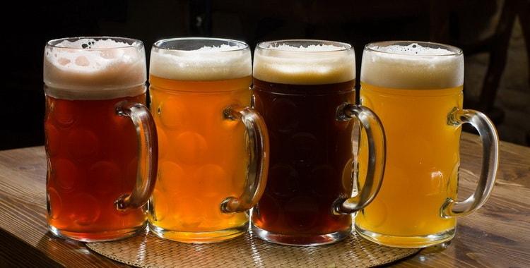 Калорийность пива. Сколько калорий на 100 мл?