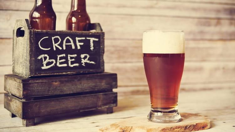 состав крафтового пива