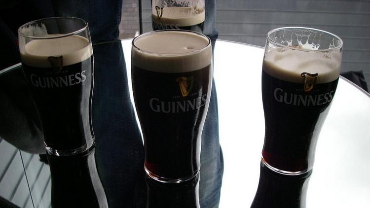состав темного пива