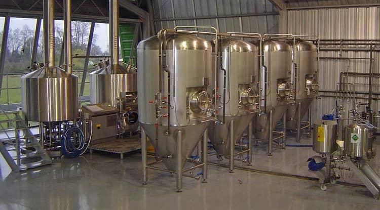 Производство и состав пива