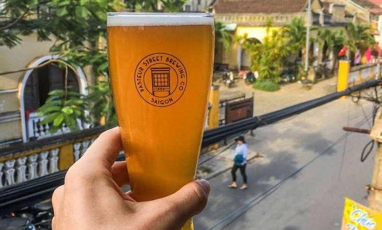 пастеризация пива