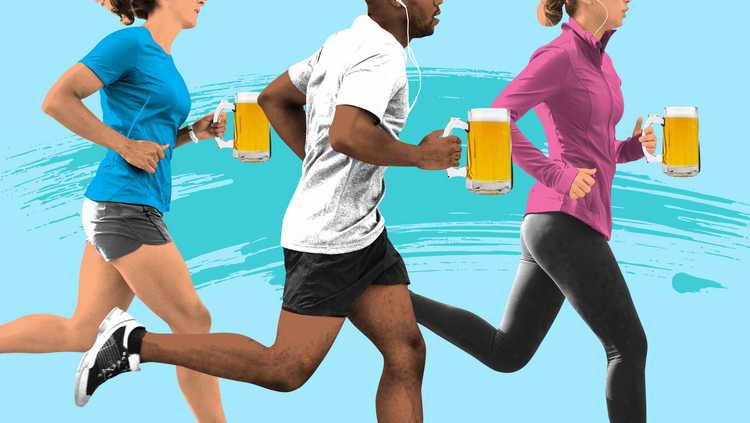 пиво после тренировки польза и вред